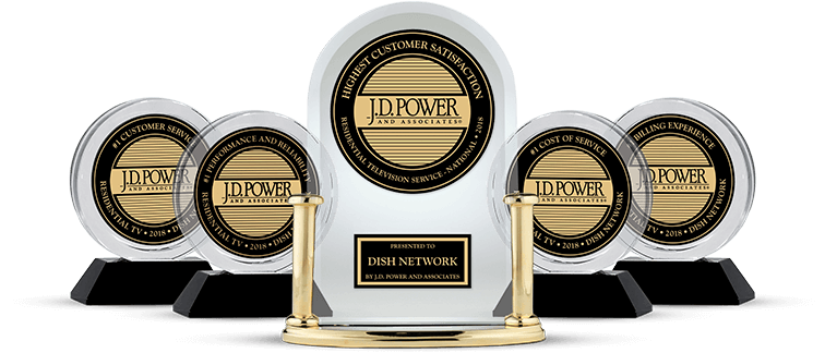 DISH Customer Service - Ranked #1 by JD Power - Extreme Satellites in Tooele, Utah - DISH Authorized Retailer